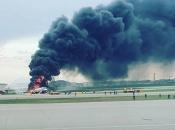 U avionskoj nesreći na aerodromu u Moskvi poginula 41 osoba