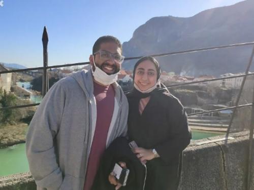 Mladenci s Bliskog Istoka na medeni mjesec došli u Mostar