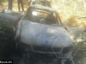 Pronađeno zapaljeno vozilo iz pljačke, razbojnicima ni traga