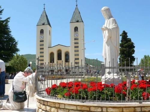 Organizira se odlazak u Međugorje, na 38. godišnjicu Gospina ukazanja