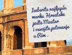 Odaberite najljepšu marku HP Mostar i otputujte u Rim!