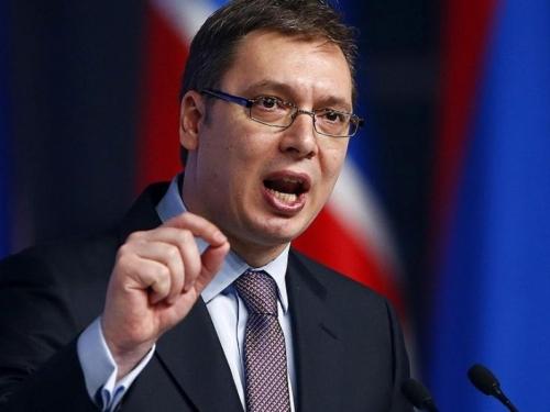 Vučić: Amerika će uvijek biti na strani Kosova