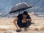 Bihać: Nakon šest dana odbijanja migranti prihvatili obrok