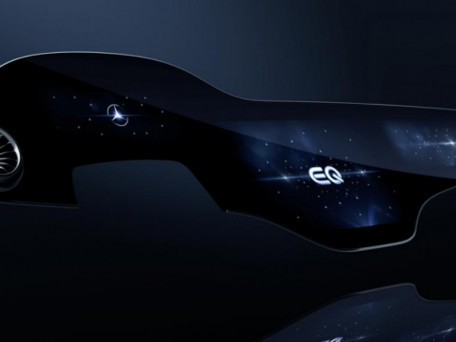 Mercedes predstavio kokpit iz snova