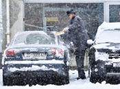 U Hrvatskoj pada snijeg, meteorolozi najavili kad stiže u BiH
