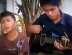 Glazbeni talent - Dječak s Filipina osvojio Internet!