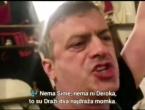 Sergej Trifunović pjeva četničke pjesme dok mu društvo prave tzv. srbijanski ljevičari