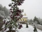 FOTO: Snijeg jutros zabijelio i Ramu