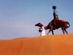 Prošetajte pustinjom iz udobnosti vlastitog doma
