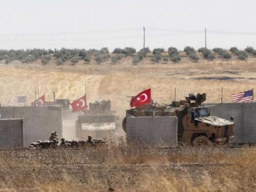 Sirija prepuštena Erdoganovoj vojnoj mašineriji