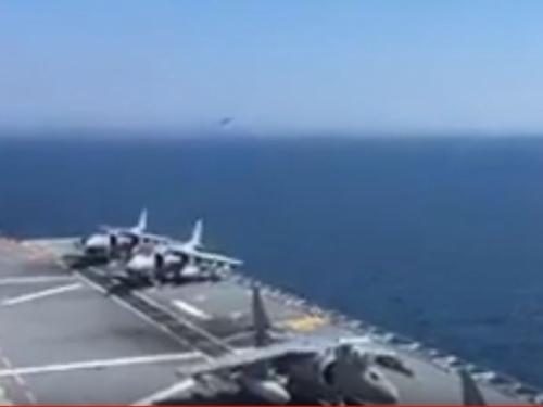 Ruski Suhoj se nepozvan pridružio NATO vježbama