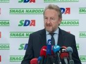 SDA i bh. blok stranaka bez dogovora o eventualnom koaliranju