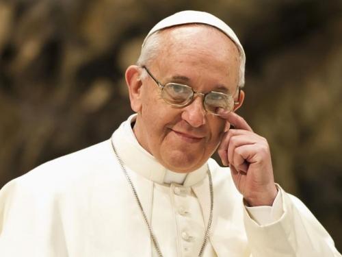 Papa 'zaratio' s Amerikom