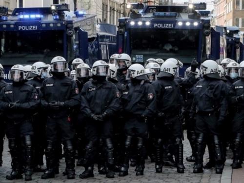 U Njemačkoj sve više politički motiviranog nasilja