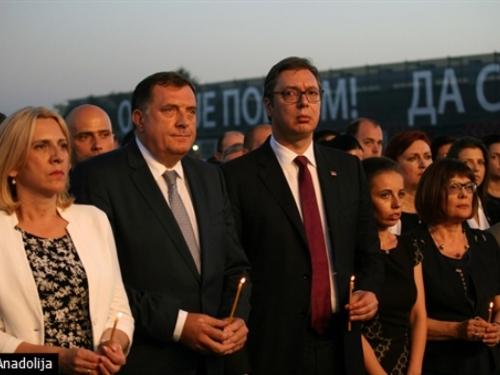 Hrvatska stranka BiH zaprepaštena Dodikovom mržnjom prema Hrvatima
