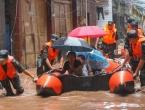 Velike oluje u Kini, brana kraj grada od 7 millijuna ljudi može popustiti svaki čas