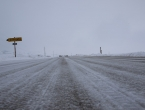 Oprezno zbog poledice i snijega na cestama