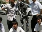 Robot koji ima kosti i mišiće!