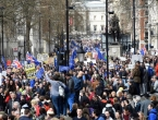 Deseci tisuća ljudi u Londonu traže novi referendum o Brexitu