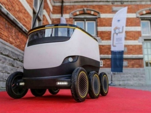 Samovozeći roboti uskoro će dostavljati pakete po europskim gradovima