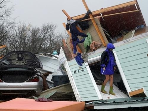 Tropska oluja Harvey uništila više od 1.000 kuća u Teksasu