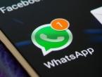 WhatsApp na pragu naplate poruka