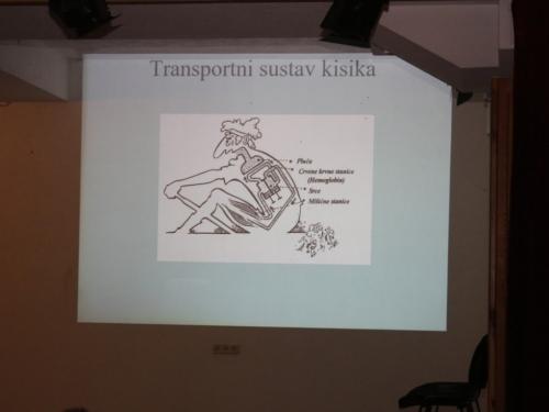 Na Šćitu održano predavanje prof. dr. Marina Marinovića