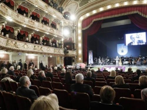 Održana komemoracija za Milana Bandića: ' Bio je široke hercegovačke duše i purgerskog šarma'
