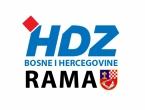 HDZ BiH Rama: Čestitke dr. Jozi Ivančeviću na izbornoj pobjedi i zahvala svim biračima