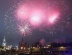 Europske prijestolnice u Novu ušle uz jake mjere sigurnosti i vatromet