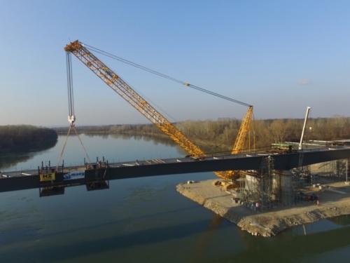 U izgradnji mosta Svilaj na Savi sudjeluje i firma iz Rame