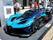Mate Rimac najavio novi Bugatti