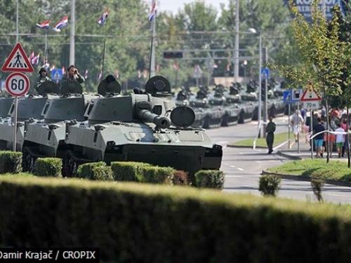 Hrvatska vojska pokazala najbolje što ima