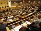 Usvojen zakon bez Hrvata