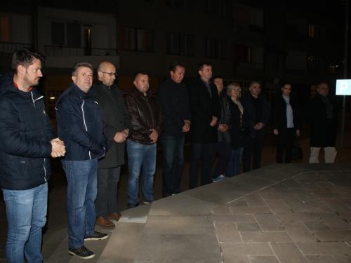U Prozoru obilježena 17. godišnjica smrti dr. Franje Tuđmana