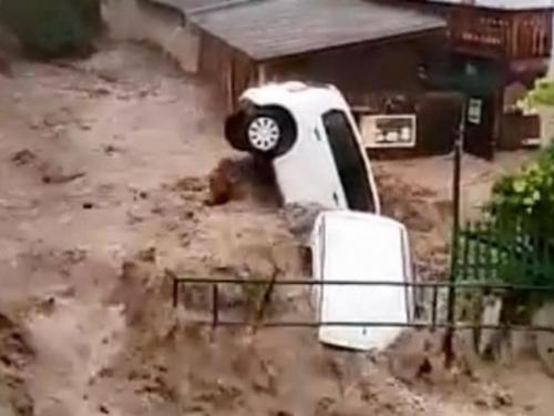 Velika oluja nastavila razaranje, stradali dijelovi Austrije