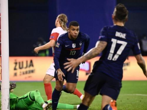 Hrvatska i dalje bez pobjede protiv Francuske