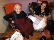 88-godišnja Filomena Pavličević i danas podučava Ramce napjevima, kolima i običajima