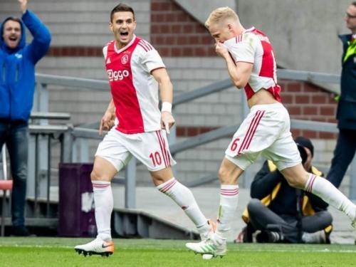 Ajax i Apoel bez golova, Brugge i Slavia slavili u gostima