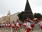 Božić u Betlehemu bez hodočasnika i turista