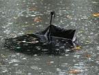 Kišni dan: Usporen promet na M-17