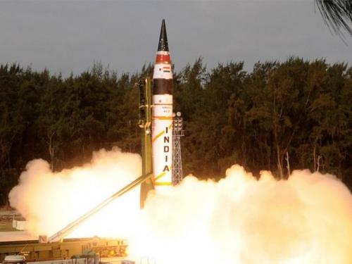 Indija pokazala nuklearne zube