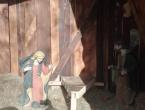 Iz jaslica u Mostaru nestala figura malog Isusa