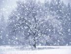 Stižu padaline, ponegdje i snijeg