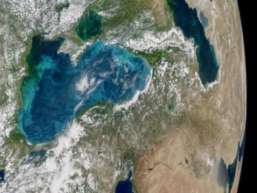 Crno more promijenilo boju