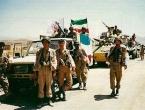 Iranska vojska ušla u Siriju