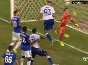 Hajduk na vrhu HNL-a: Dinamo pao na Poljudu u utakmici s tri crvena kartona