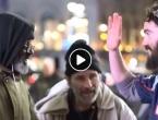 VIDEO: Napravio neviđenu akciju za beskućnike na dan Super Bowla
