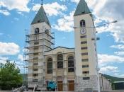 Uređuje se crkva u Međugorju