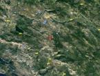 Tri potresa uznemirila jug Hercegovine